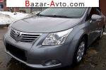 2009 Toyota Avensis GBO  автобазар