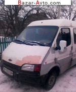 1990 Ford Transit пассажир  автобазар