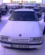 1992 Opel Vectra A  автобазар
