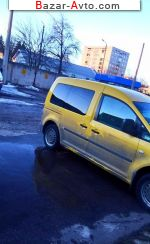 Volkswagen Caddy  2006, 195100 грн.