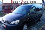 2012 Volkswagen Caddy 2,0 TDI 103KW CLIMA  автобазар