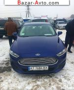 2014 Ford Fusion SE  автобазар