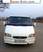 1996 Ford Transit TOURNEO  автобазар