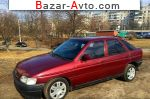 1993 Ford Escort Chia  автобазар