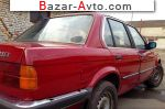 1986 BMW 3 Series 318  автобазар