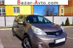 2011 Nissan Note Tekna  автобазар