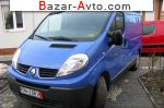2012 Renault Trafic flao comfort  автобазар
