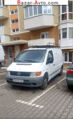 1998 Mercedes Vito   автобазар
