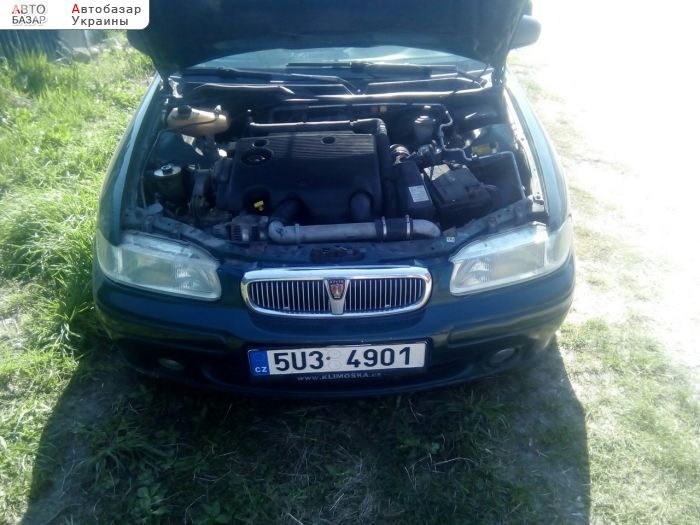 автобазар украины - Продажа 2004 г.в.  Rover 45