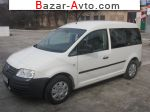 2008 Volkswagen Caddy пасажир