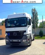 2008 Mercedes Actros 1844  автобазар