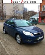 2010 Ford Focus   автобазар