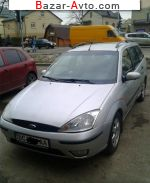 2001 Ford Focus   автобазар