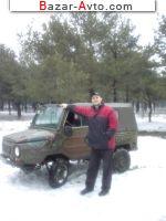 1990 ЛУАЗ 969М