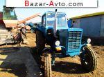 1991 Трактор МТЗ 80