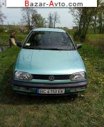 1994 Volkswagen Golf   автобазар