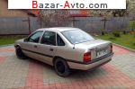 1991 Opel Vectra   автобазар