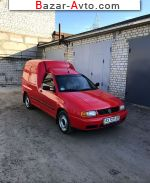 2003 Volkswagen Caddy   автобазар