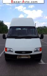1997 Ford Transit   автобазар