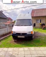 1990 Ford Transit   автобазар