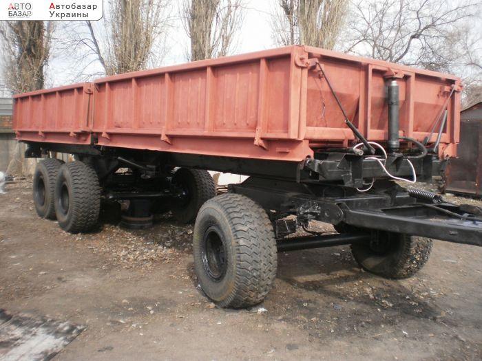 автобазар украины - Продажа 1992 г.в.  2ПТС 12 Прицеп тракторный самосвальный 3ПТС-12