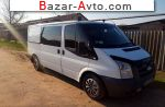 2006 Ford Transit Long  автобазар