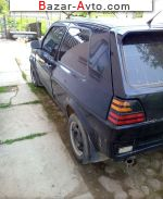 1991 Volkswagen Golf 2  автобазар