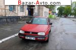 1996 Volkswagen Golf 3  автобазар