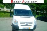 2012 Ford Transit FT 350L  автобазар