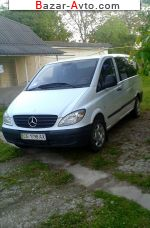 2005 Mercedes Vito 111  автобазар