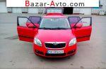 автобазар украины - Продажа 2008 г.в.  Skoda Fabia