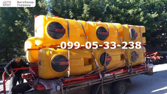 автобазар украины - Продажа 2017 г.в.  Трактор МТЗ оп 600,оп800 опрыскиватель нав