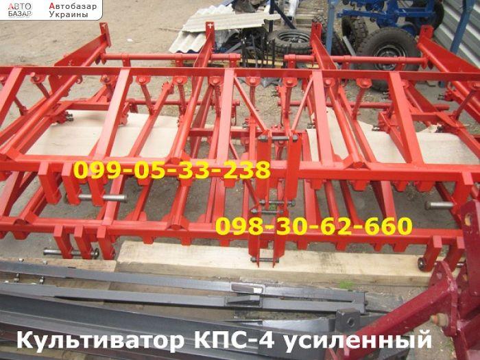 автобазар украины - Продажа 2017 г.в.  Трактор МТЗ кпс-4 культиватор кпс-4 усилен