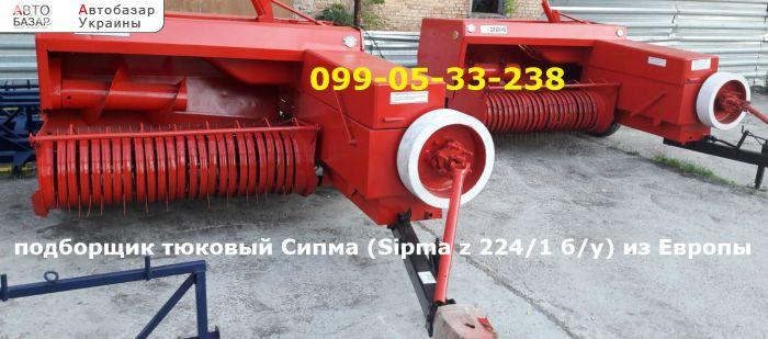 автобазар украины - Продажа 2015 г.в.  Трактор МТЗ пресс СИПМА 224/1 бу