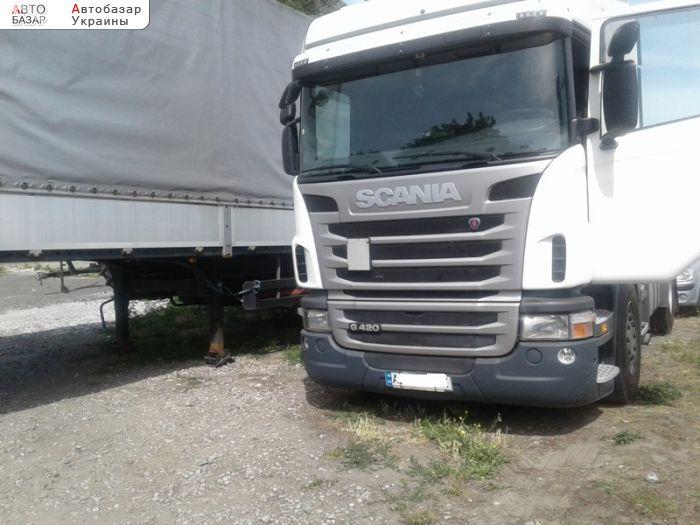 автобазар украины - Продажа 2012 г.в.  Scania  Автомобиль Scania G420
