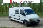 2003 Renault Master   автобазар