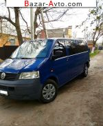 2007 Volkswagen Transporter long  автобазар