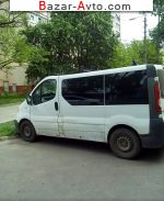 2008 Renault Trafic PHA7  автобазар