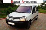 2007 Citroen Berlingo   автобазар