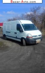 Renault Master  2007, 251600 грн.