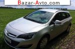 Opel Astra  2012, 303300 грн.