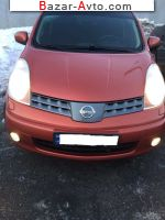 Nissan Note 1.6і 2007, 7700 $