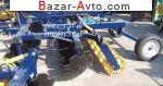 2017 Трактор МТЗ Дисковая борона АГД-2,8 (3 в 1