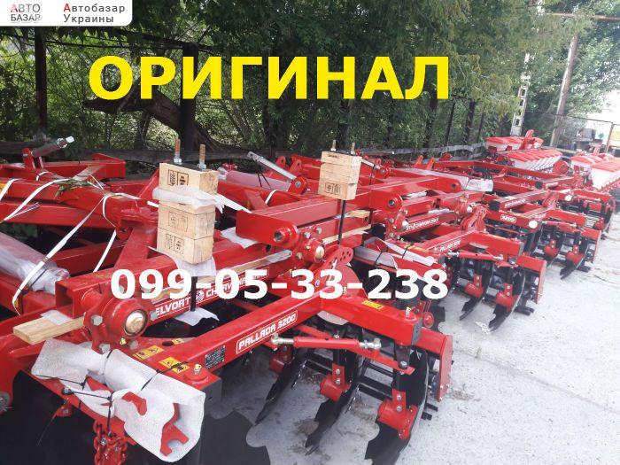 автобазар украины - Продажа 2017 г.в.  Трактор МТЗ Паллада 3200-01(3200) Прицепна