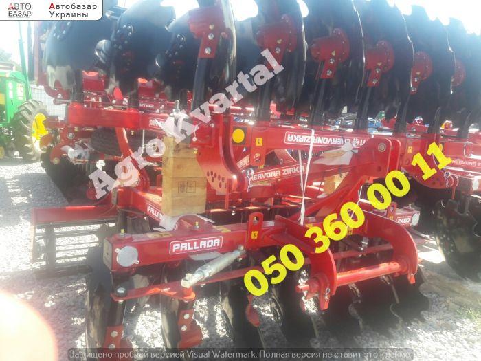 автобазар украины - Продажа    Борона Паллада 2400-01