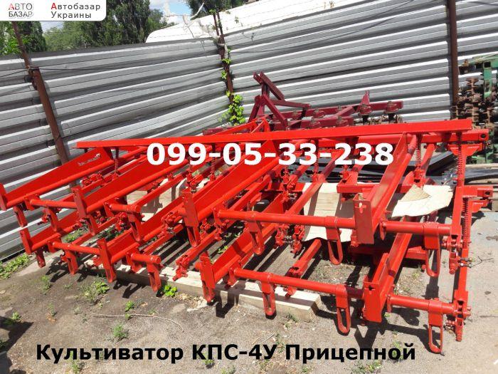 автобазар украины - Продажа 2017 г.в.  Трактор МТЗ Усиленный КПС-4у культиватор п
