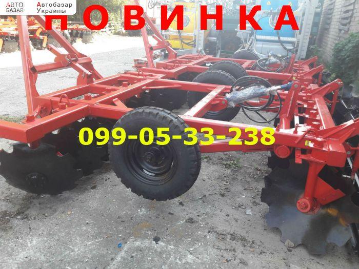 автобазар украины - Продажа 2017 г.в.  Трактор МТЗ БДП-2.5 прицепная