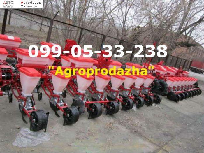 автобазар украины - Продажа 2017 г.в.  Трактор МТЗ ОРИГИНАЛ УПС/8 сеялка, сеялки,