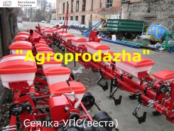 автобазар украины - Продажа 2017 г.в.  Трактор МТЗ сеялка Упс 8 НОВАЯ 18г.