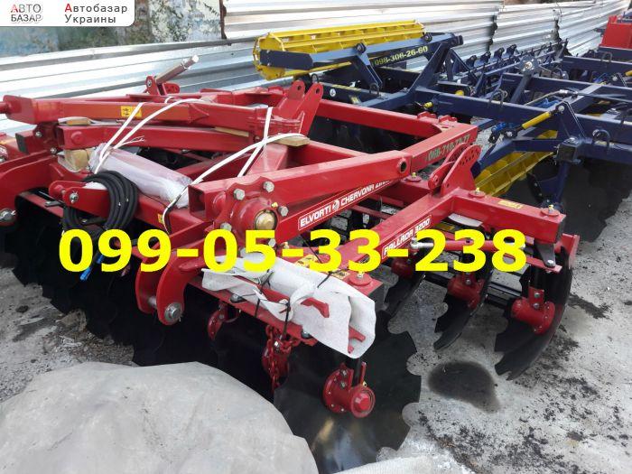 автобазар украины - Продажа 2017 г.в.  Трактор МТЗ Паллада 3200,3200-01 бороны пр